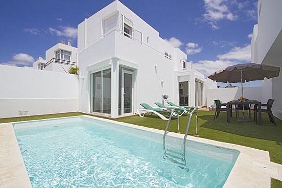 Villa Rental Peurto Del Carmen Lanzarote