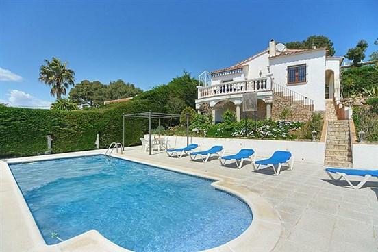 Tamariu Villas With Pools