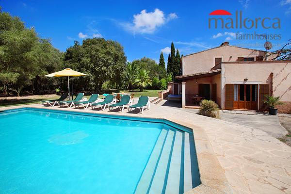 Villa Rentals Finca Sa Cavea